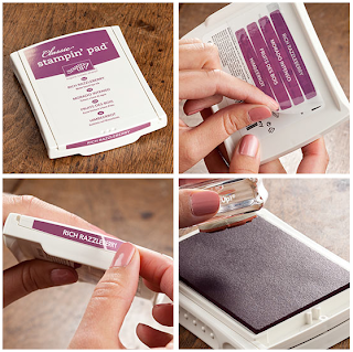 Firm Foam Ink Pads - The best ink you'll ever use! www.jennsavstamps.stampinup.net