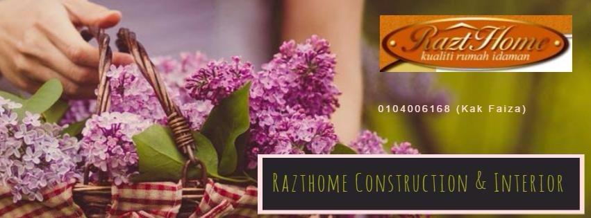 RAZTHOME-Tempahan Perabut -Kabinet Dapur, Almari, Meja Study,-