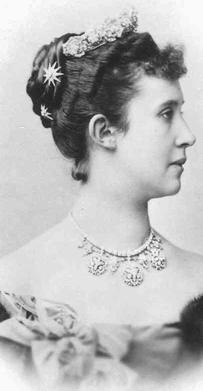Hilda, grande-duchesse de Bade, née princesse de Nassau 1864-1952
