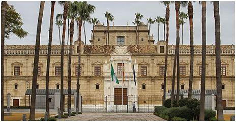 Hospital Cinco Llagas (Archivo ABC ) - Sevilla
