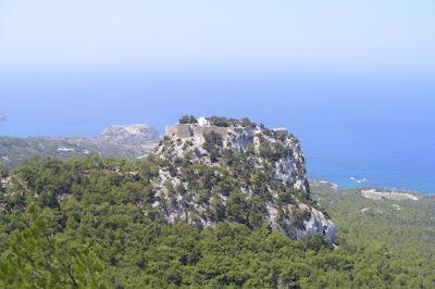 Monolithos, Rodos, Grecia