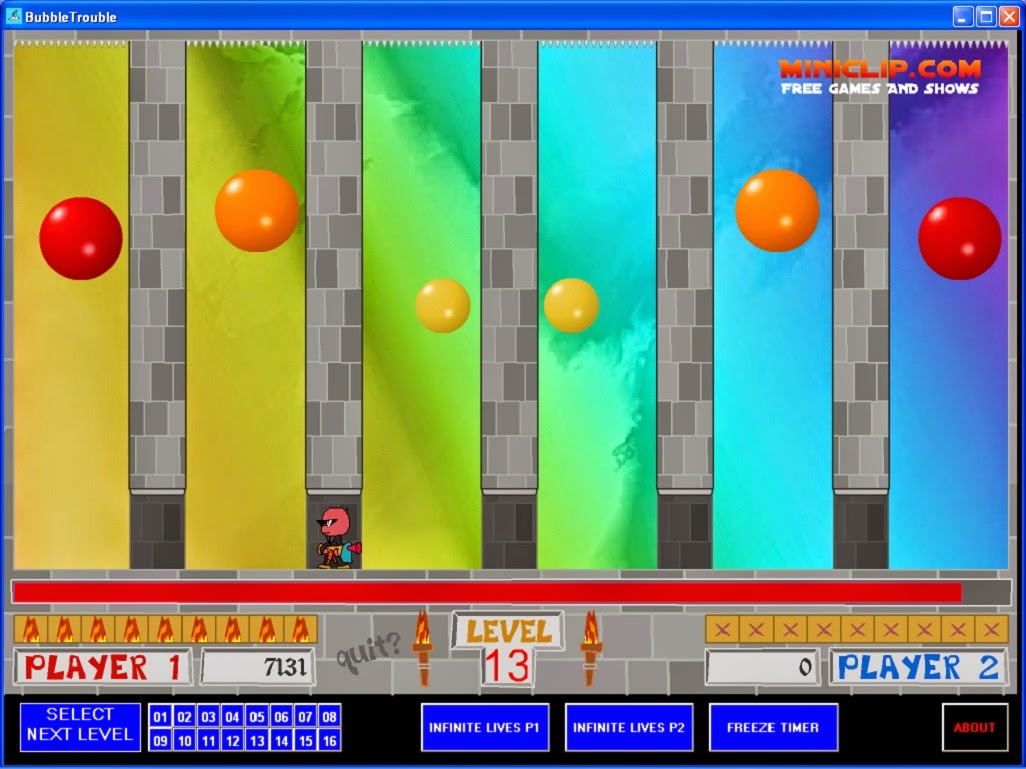 Bubble Trouble Miniclip Game - Free Download Full Version