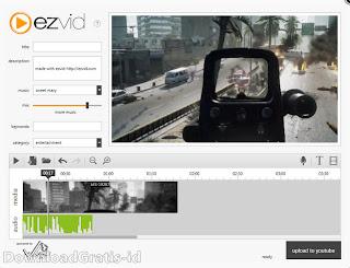 Software Screen Recorder, Slideshow Maker, Video Editor Untuk Youtube Gratis