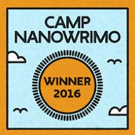 #CampNaNoWinner2016