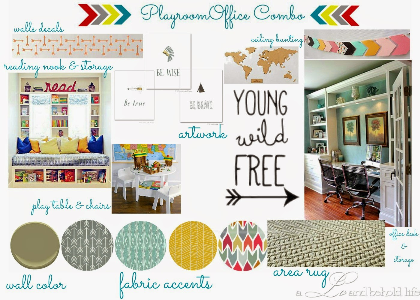 playroom office work office and playroom so whether you39re thinking about freshening up a few things add wishlist middot baumhaus mobel