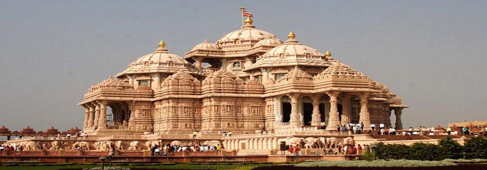 Akshardham Temple Delhi The Beautiful Religious Epidome