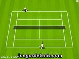 Juego de tenis
