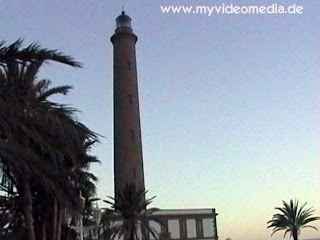 Lighthouse of Maspalomas