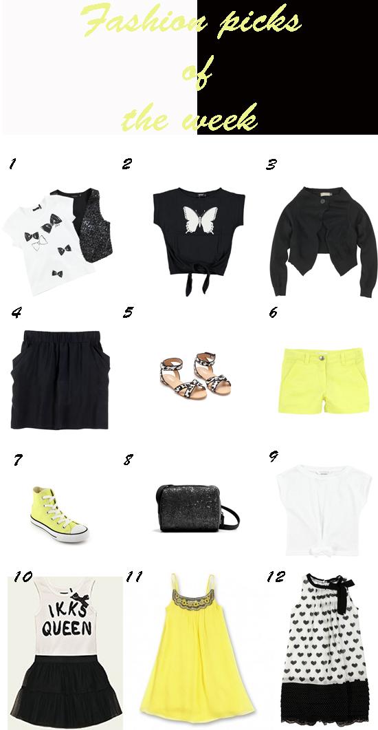 tendencias moda niña primavera 2013