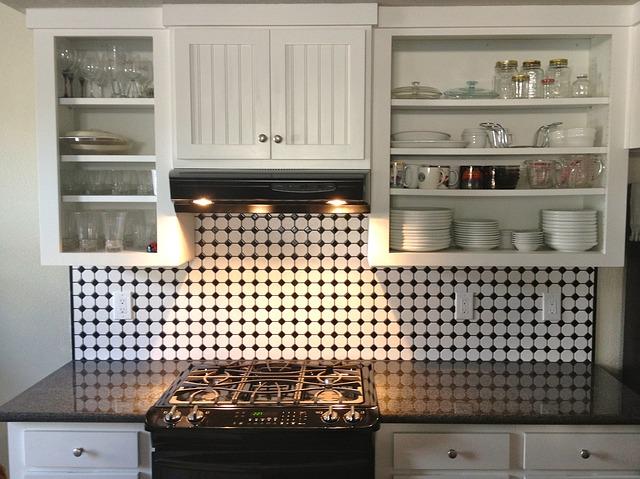 Ruang Dapur Sederhana Modern