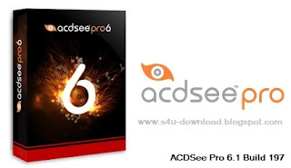 ACDSee Pro 6.1 Build 197 (32bit/64bit) Incl Serial