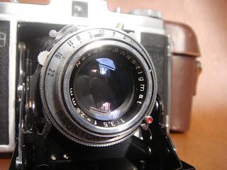 Vài em máy ảnh cổ độc cho anh em sưu tầm Yashica,Polaroid,AGFA,Canon đủ thể loại!!! - 22