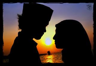 Gambar Romantis Muslim