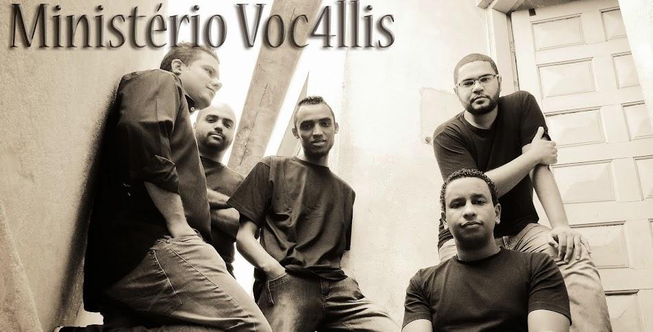 Ministério Vocallis Quarteto