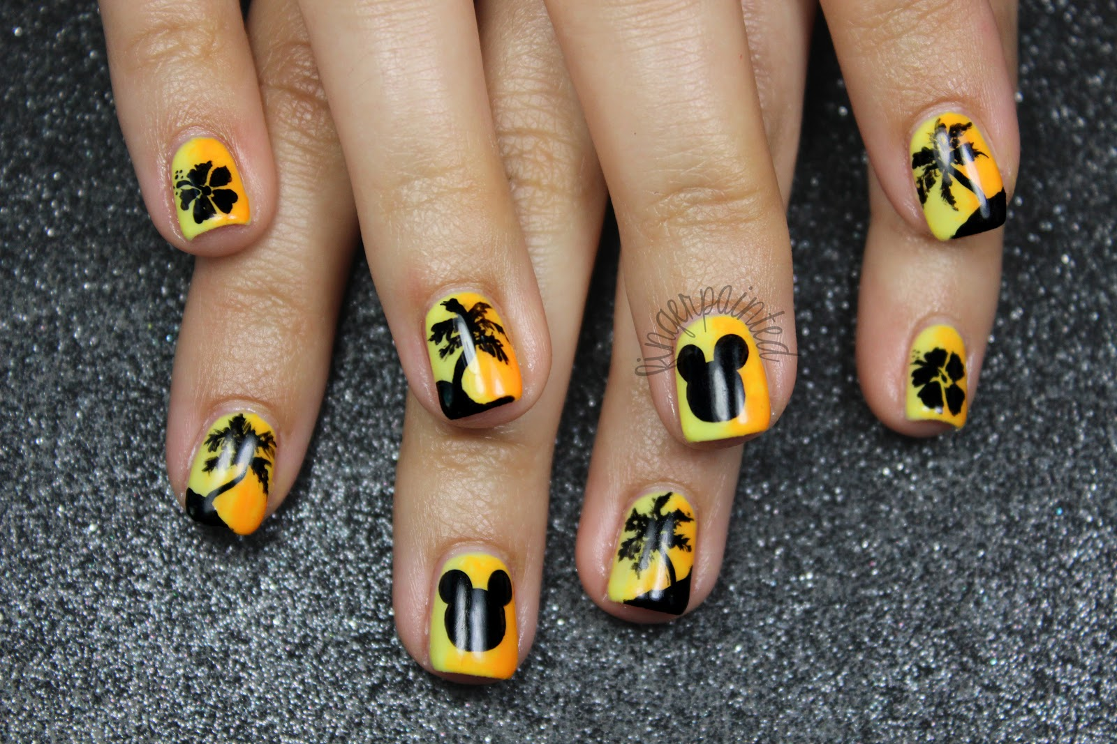 Nail Design With Names: Gallery for gt nails designs with names ...