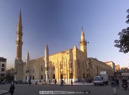 Masjid Hussein Kairo