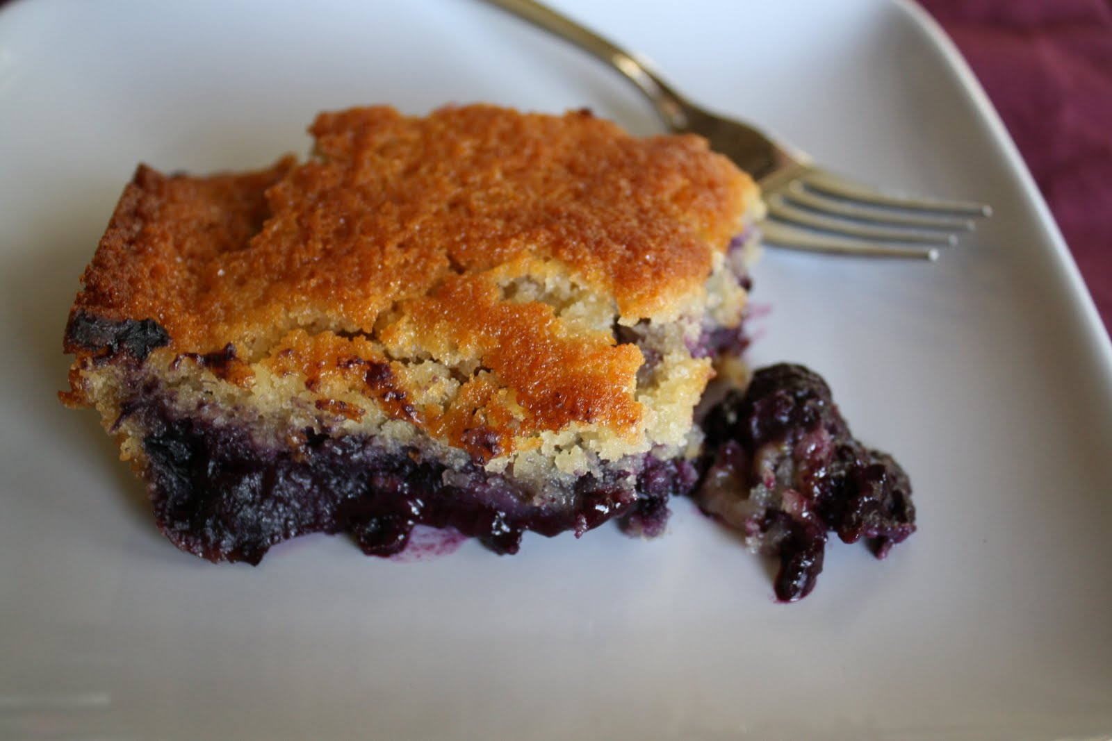 Gluten-Free Texas-Style Blueberry Cobbler Recipes — Dishmaps