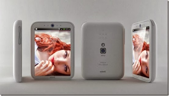 Concept Minix – smartphone and camera