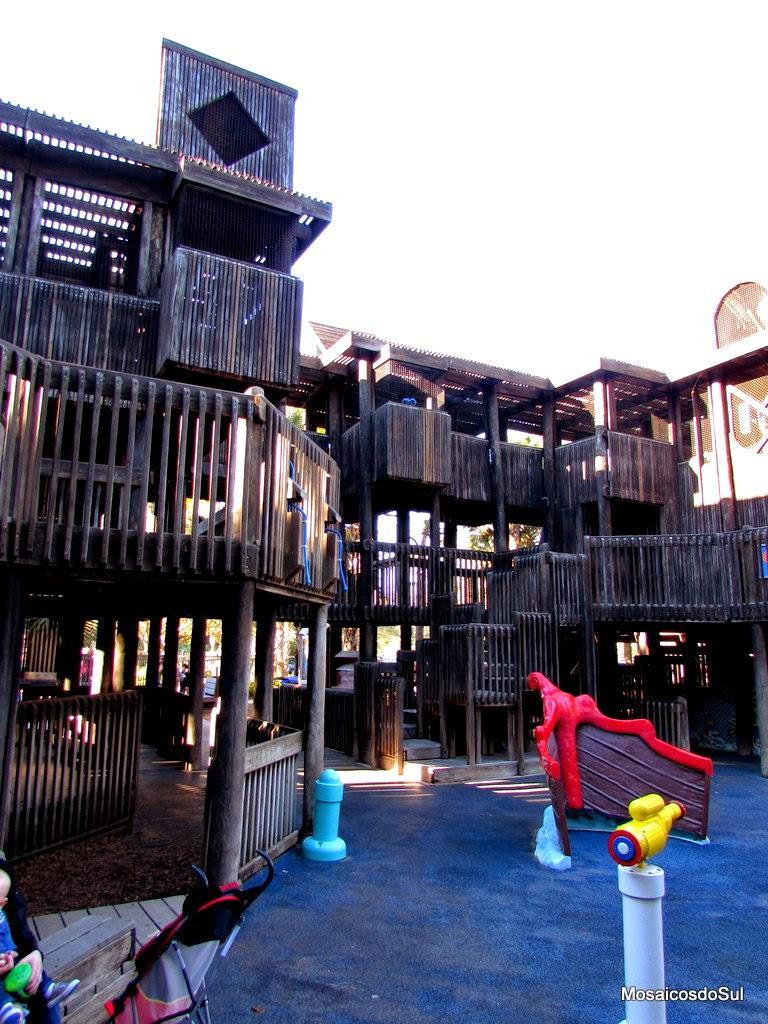 Sugar Sand Park Playground