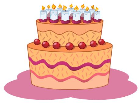 Gateau d'anniversaire le havre