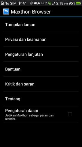 Maxton Browser