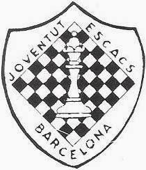 Escudo de la Joventut Escacs