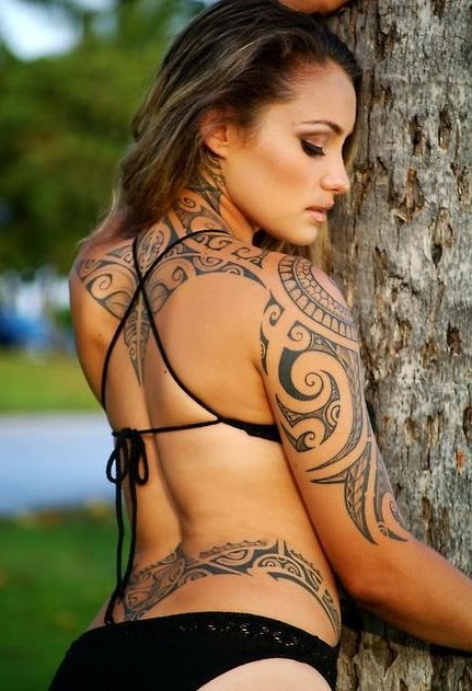 ribal Tattoos -213