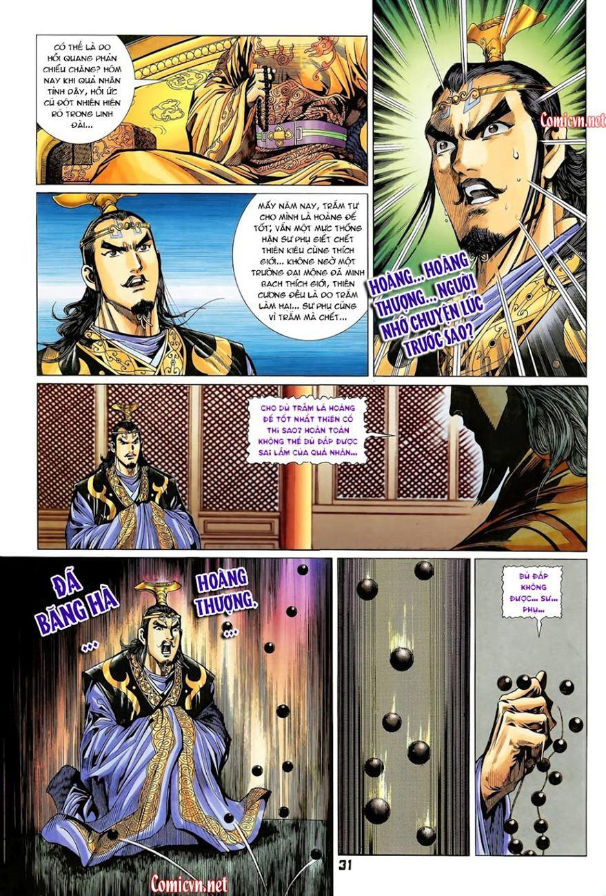 Thiên Tử Truyền Kỳ 4 – Đại Đường Uy Long chap 102 Trang 31