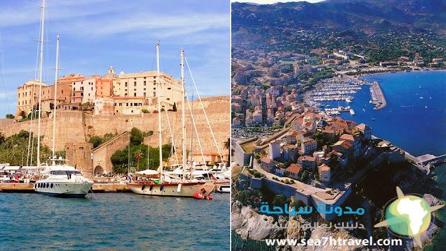 جزيرة كورسيكا في فرنسا Corsica