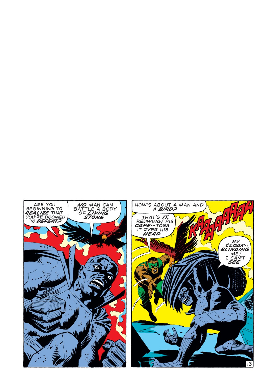 Captain America (1968) Issue #140 #54 - English 14