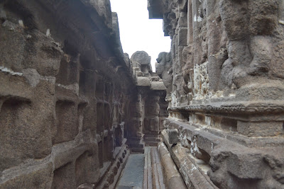 inside the shore temple