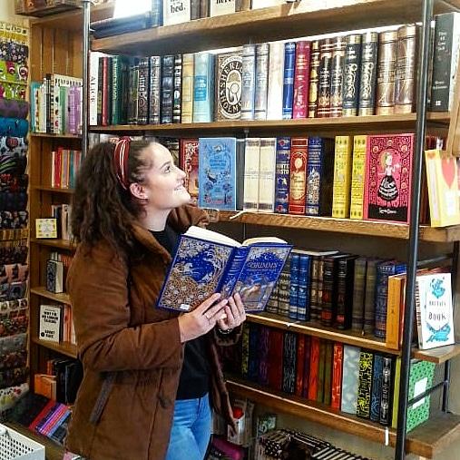 Willkommen in der Welt der Bücher