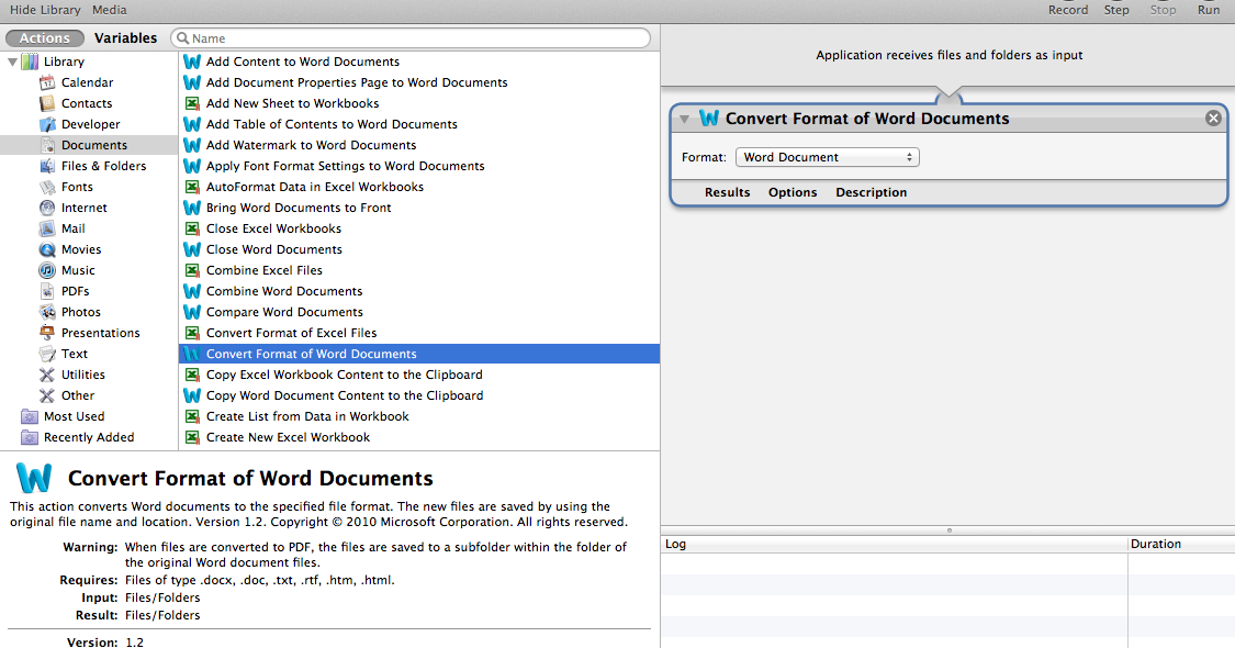 batch file to convert word to pdf