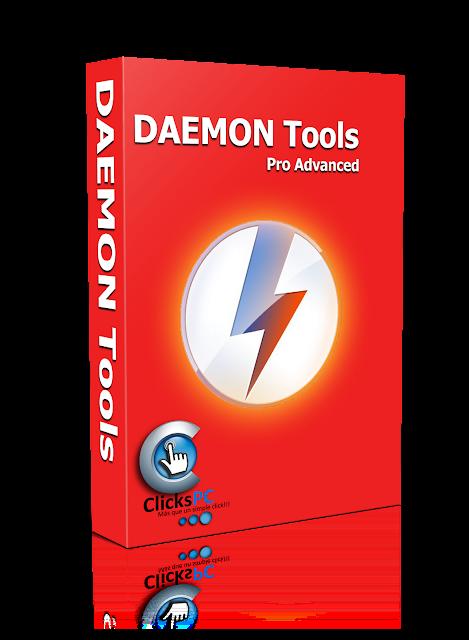 Download Daemon Tools Pro Advanced v5.2 Ful Version