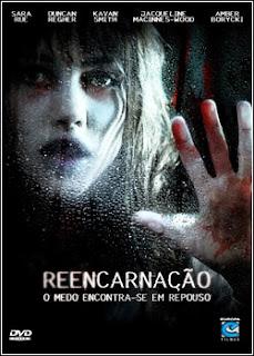 Reencarnação – O Medo Encontra-se em Repouso – DVDRip AVI Dual Áudio