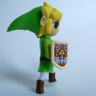 Toon Link Action figure