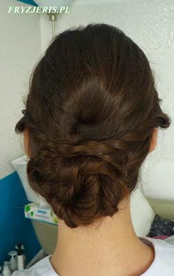 fryzura ślubna 95