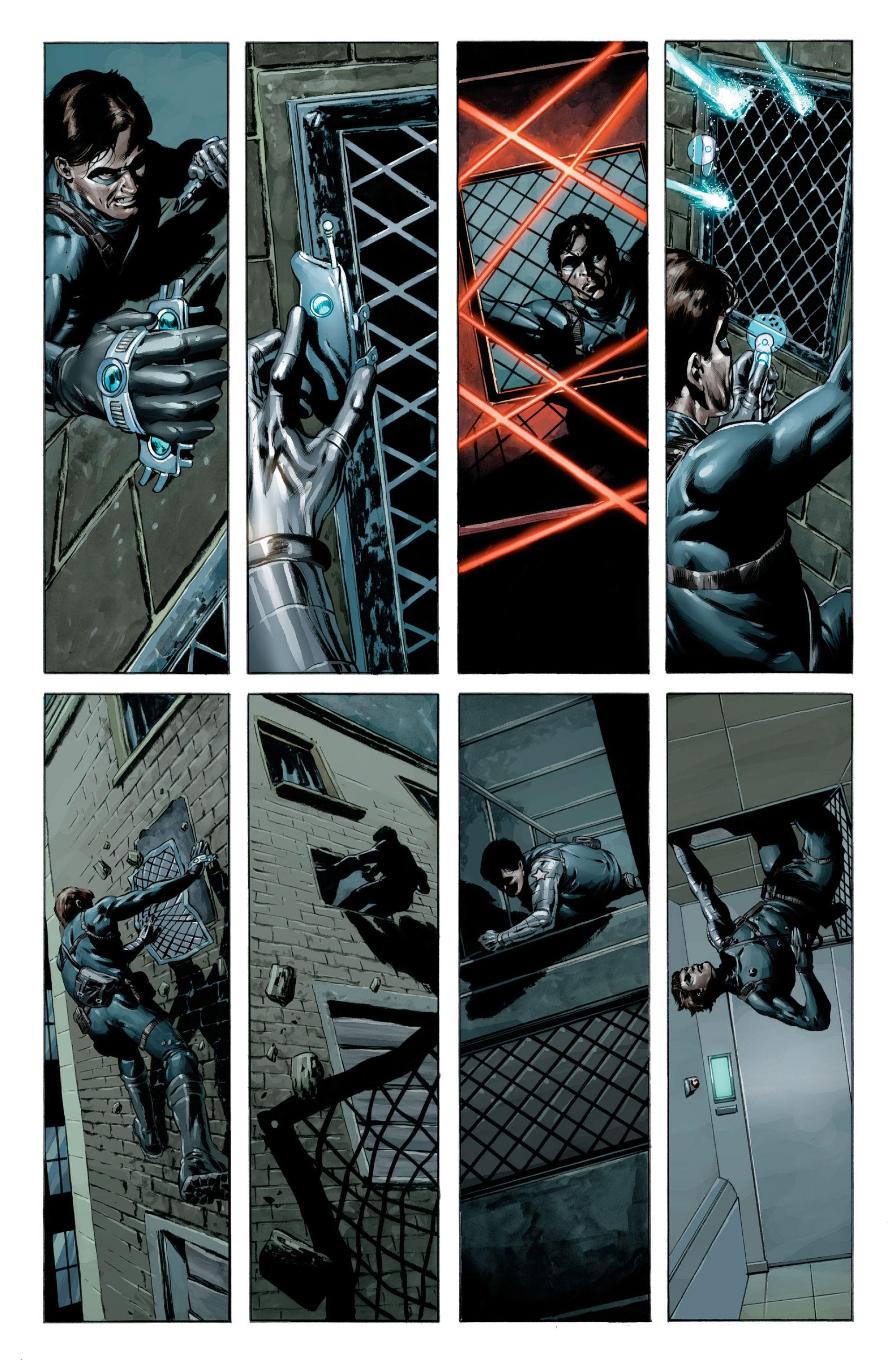 Captain America (2005) Issue #23 #23 - English 3