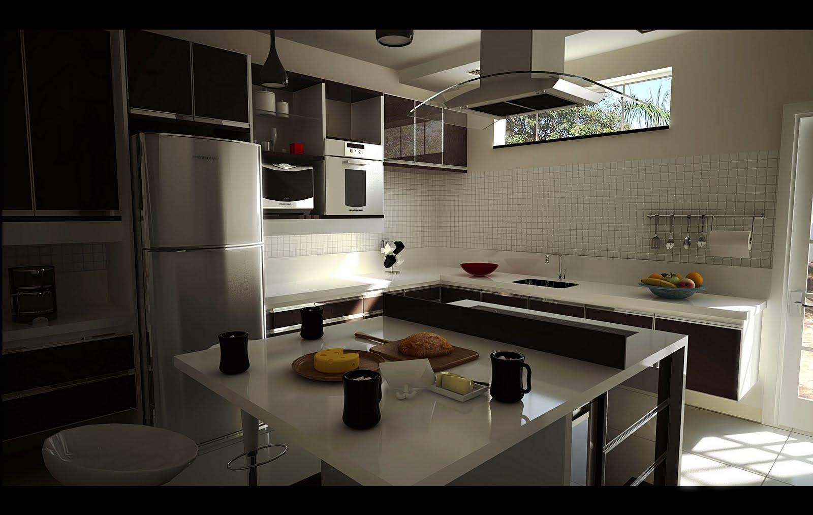 Projeto cozinha #1C1814 1600 1013