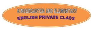 Lowongan Kerja English Private Class