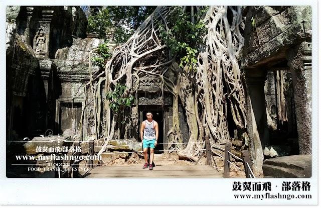 Travel Cambodia 2015 | 大吴哥城之《古墓奇兵》取景之地 《塔普隆寺》 Ta Prohm (6)