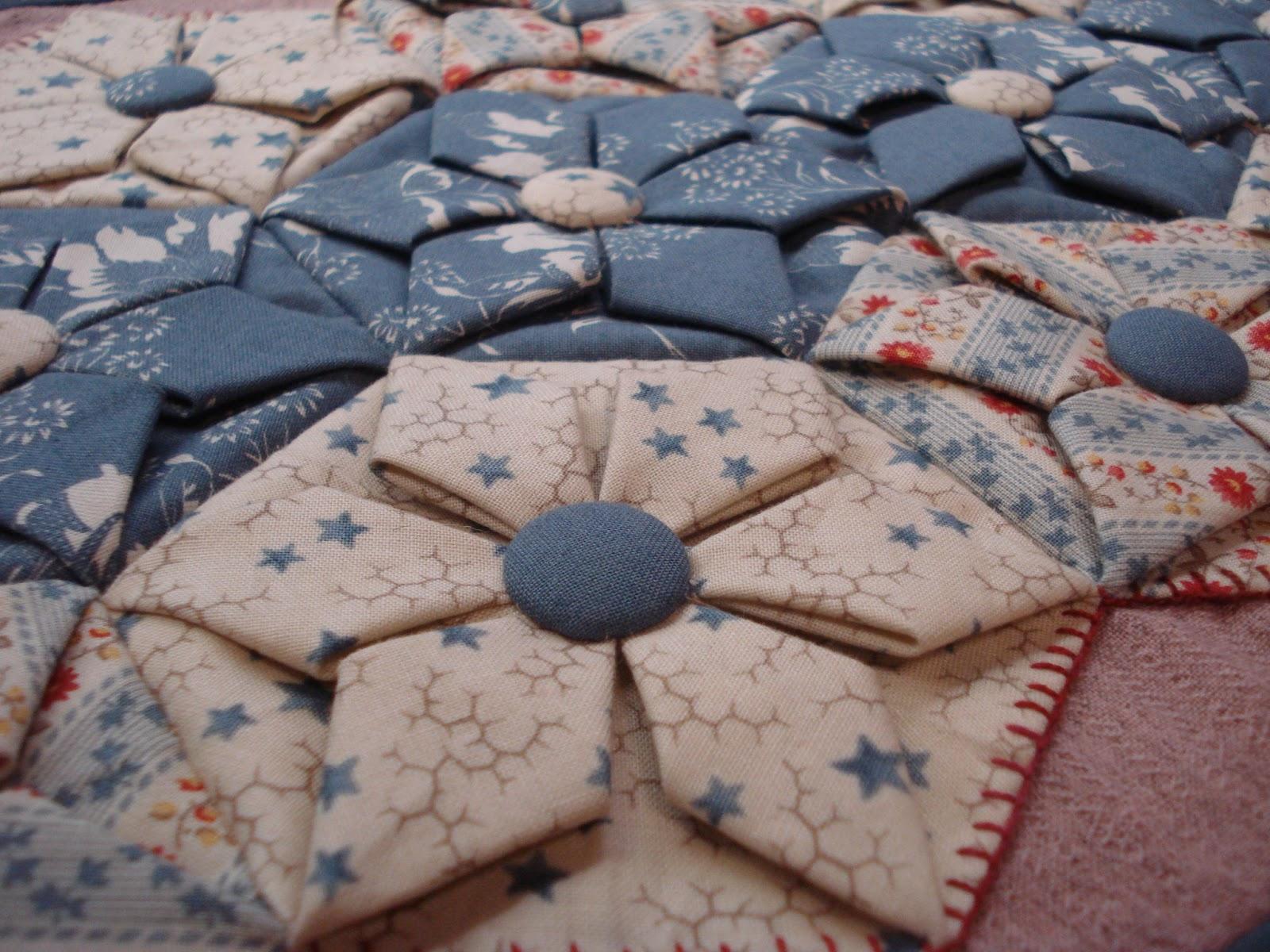 Patchwork no michi camino de mesa - Camino mesa patchwork ...