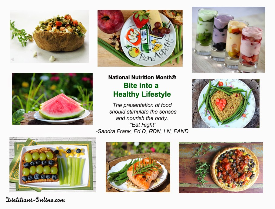 Essay About Nutrition Month 2015