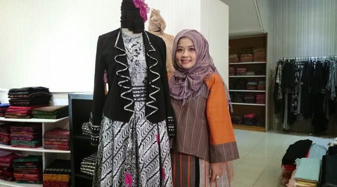 Foto Model Baju Pengantin Gibran dan Selvi 2015 Kebaya Klasik Modern