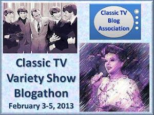 Classic TV Variety Show Blogathon