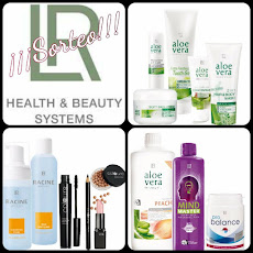 SORTEO LR HEALTH & BEAUTY