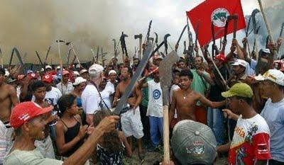 Lula, MST e a bandalheira da Reforma Agrária!