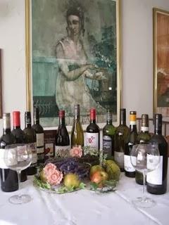 Weinpakete, Spirituosen und Feinkost