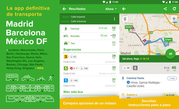 App Citymapper