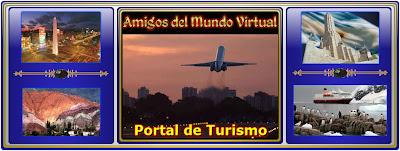 Turismo - Amigos del Mundo Virtual